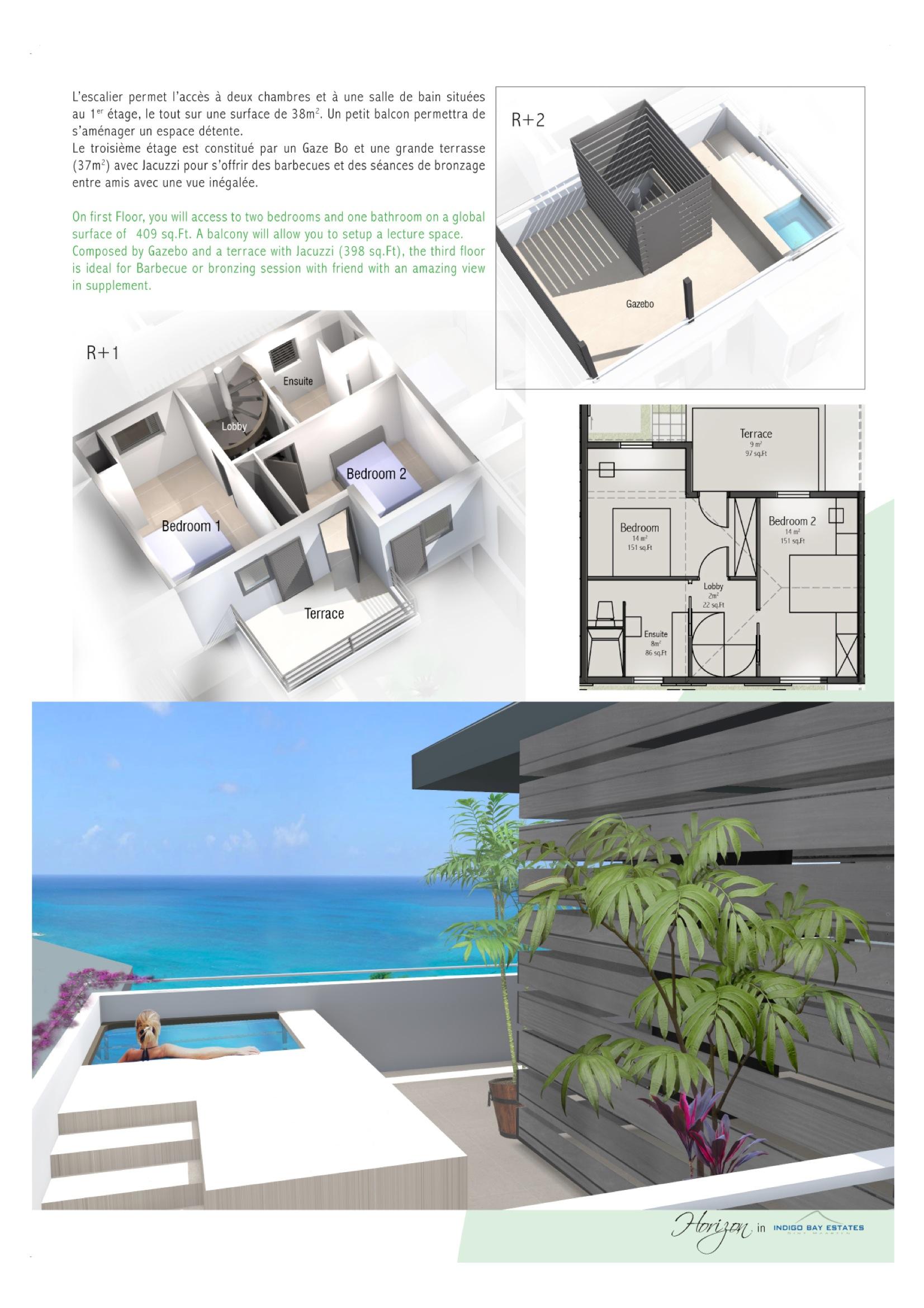 Horizon Indigo Bay Estates Caribbean Estate Agency
